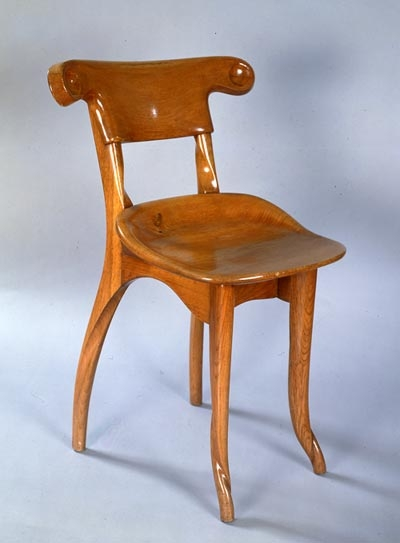 Gaudi Designer :: Casa Batllo > Ebenisterie - Chaise de la ...