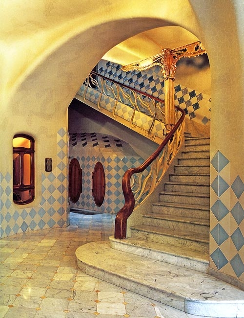 The guell palace in barcelona - palau güell by gaudi - suitelife