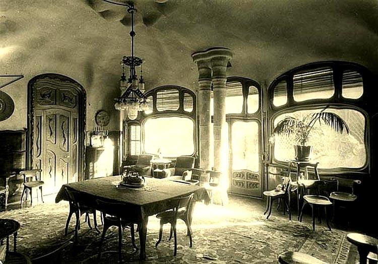 Gaudi Designer :: Casa Batllo > Album - Dining room