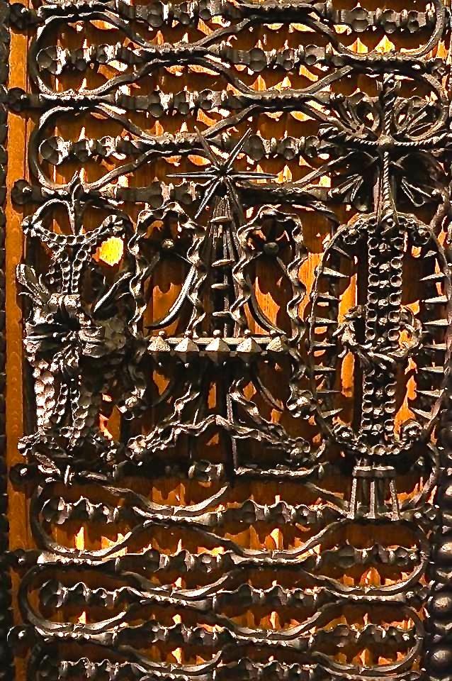 Gaudi Designer Sagrada Familia Gt Fer Forg 233 Ornement