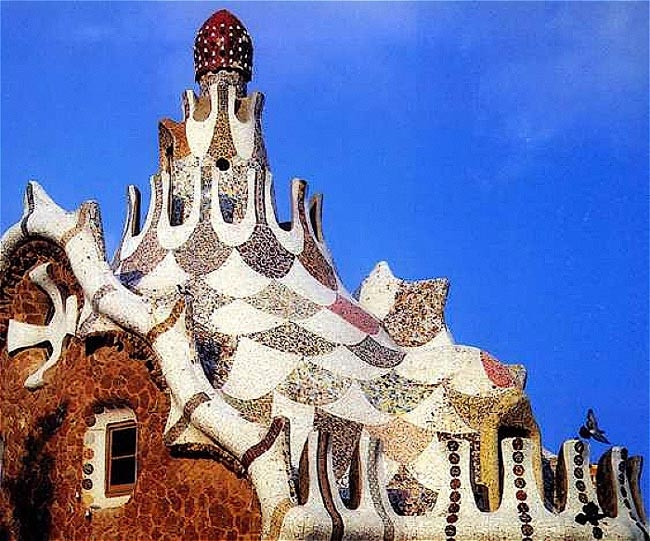 Gaudi Designer Colonia G 252 Ell Gt Album