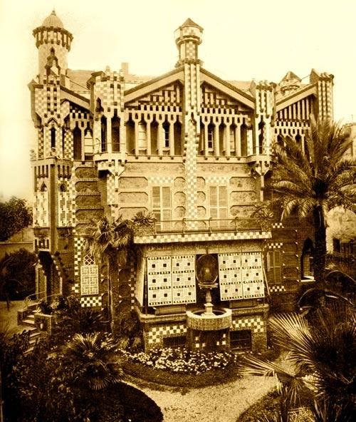 Gaudi designer park g ell visita del parque for Barcelona jardin gaudi