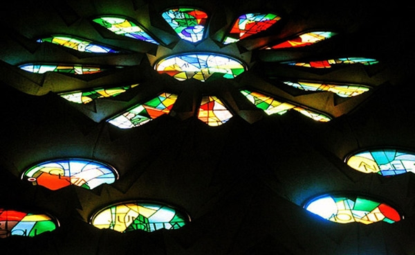Sagrada Familia / Stained Glass /