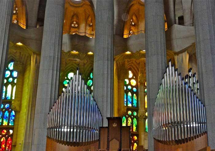 Gaudi Designer :: Sagrada Familia > Autres Matériaux - Les ...