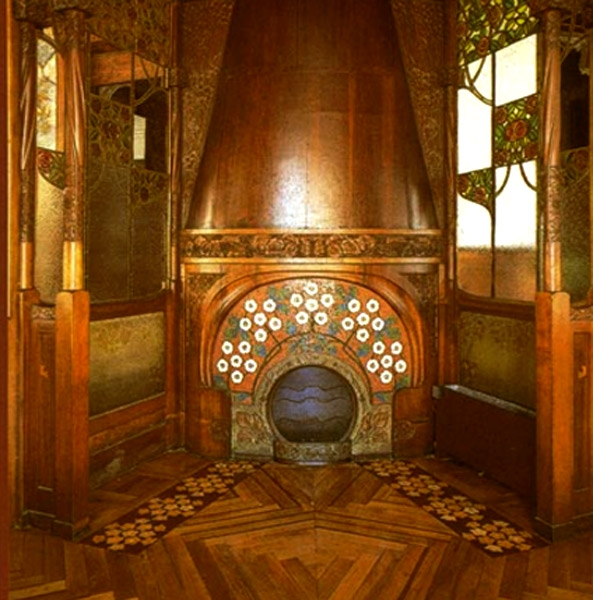 Casa vicens / album / interior view