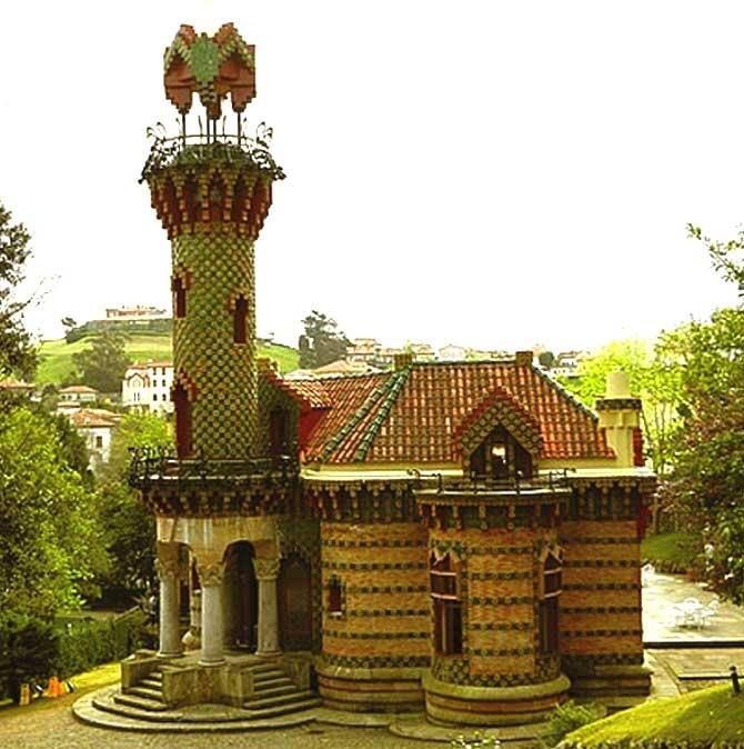 Gaudi Designer Autres R 233 Alisations Gt Architecture El